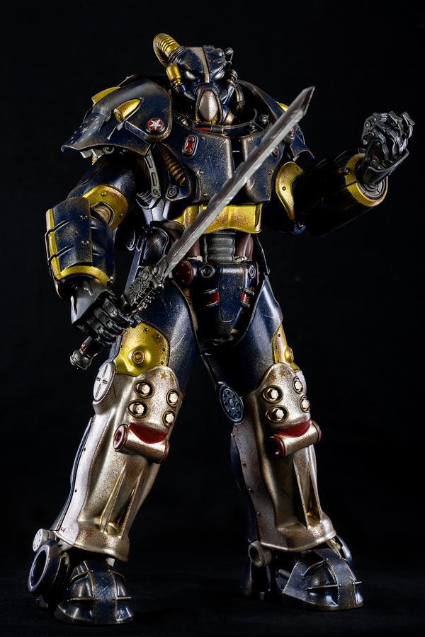 X 01 Tricentennial Gladiator