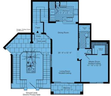 1 Bed / 1 Bath / Rent: Call for Details