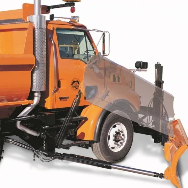 Plow Disc Blade Loaded Truck