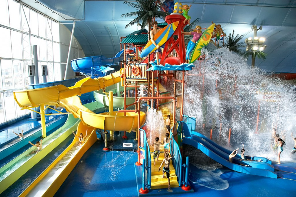 Fallsview Indoor Waterpark Packages Ny
