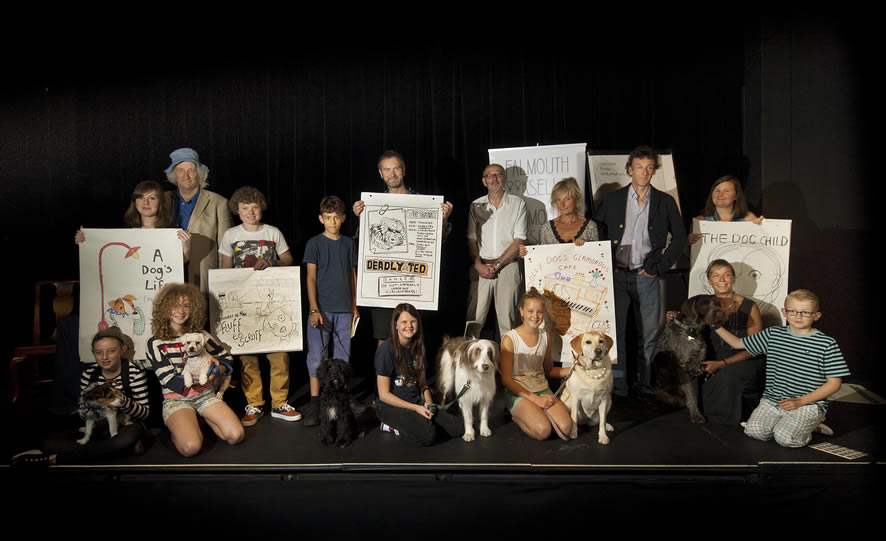 Dog Tales - The Cast