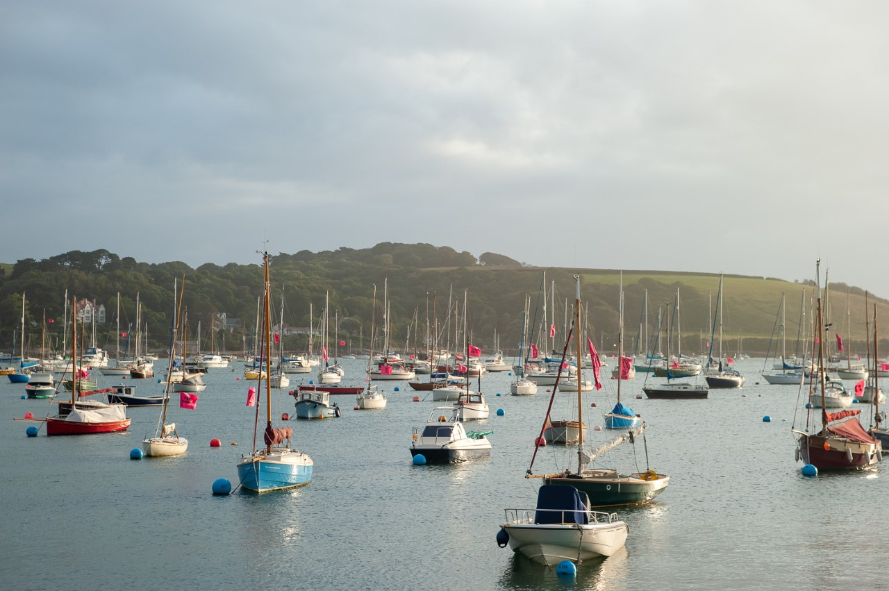 Pink flags left on Falmouth boats were by 'pirate rebels' in guerrilla protest