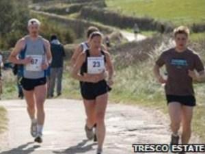 Tresco Marathon 2009