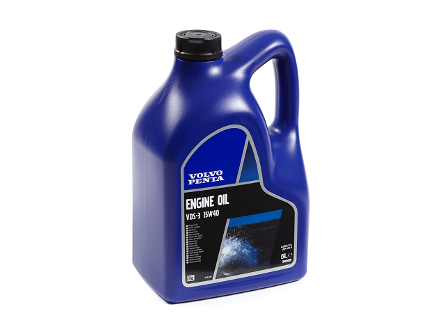 Genuine Volvo Penta Oils Paints And Chemicals For Volvo