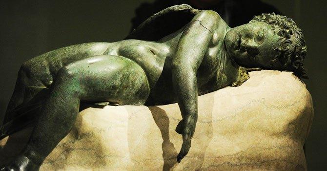'Sleeping Eros'