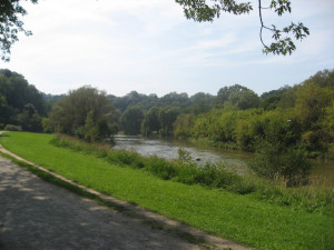 Humber river south