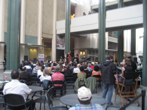 LACMA Los Angeles County Museum of Art friday night jazz