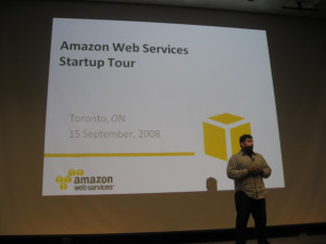 Prashant Sridharan, Director, Amazon Web Services