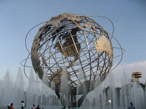 Queens World Fair Unisphere