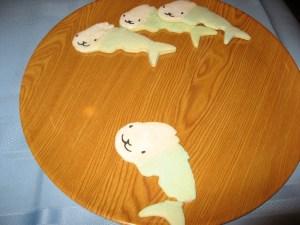 bunnyfish cookies!