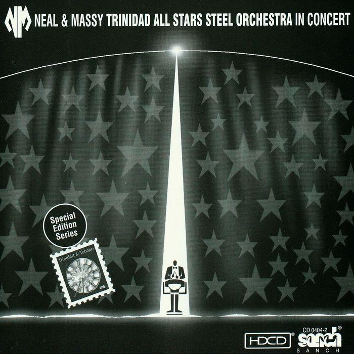Trinidad All Stars Steel - In Concert