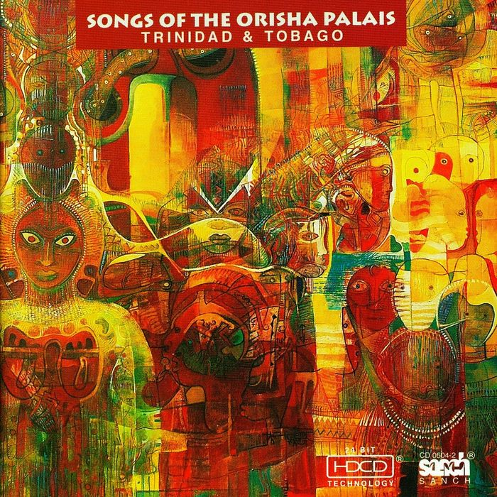 Songs of the Orisha Palais Trinidad