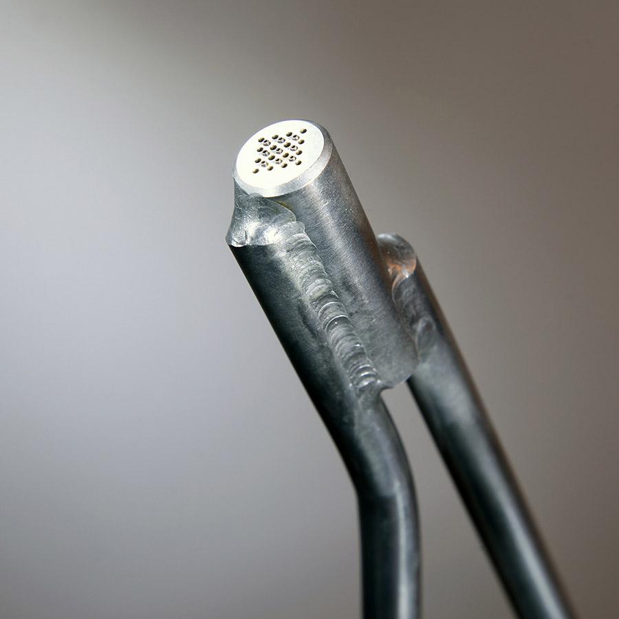 Bruciatore tondo modello TFC-TFS_002