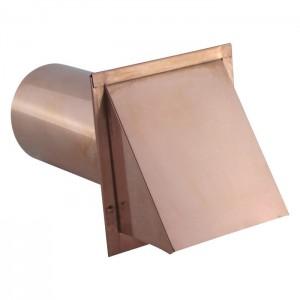 copper exhaust vent