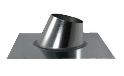 Pipe Flashing - Adjustable 0-6/12 Pitch-0