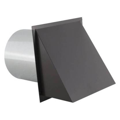 Painted Wall Vent with Damper-0
