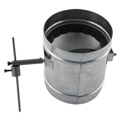 Pressure Relief / Barometric Damper-0