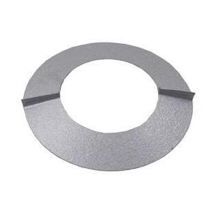 Wall Vent Collar - Galvanized-0