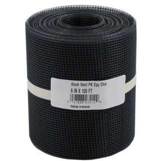 Vent Screen 6 inch x 100 foot-0