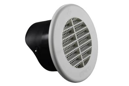 Round Soffit / Under Eave Vent – Plastic – 4inch-0