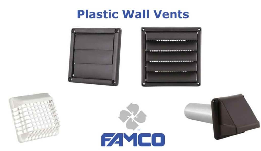 exterior wall vent covers are a must