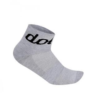 LIVE calcetines cortos Gris