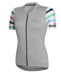 TOUCH maillot m/corta Gris-Blanco