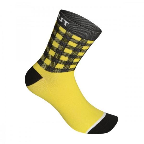 SQUARE calcetines medios Amarillo