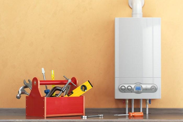全家安 熱水器