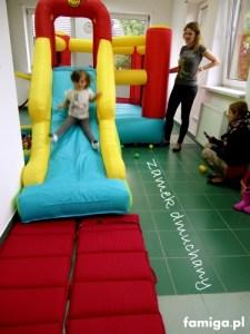 zabawy ruchowe dla dzieci Famiga