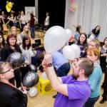 Kur dekoracji balonowych Katowice Famiga 18