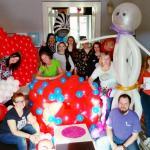Kurs dekoracji balonowych Katowice Famiga 59