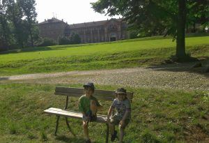 parco naturale la mandria italia torino
