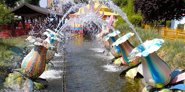 Fiabilandia, parco di divertimento a Rimini