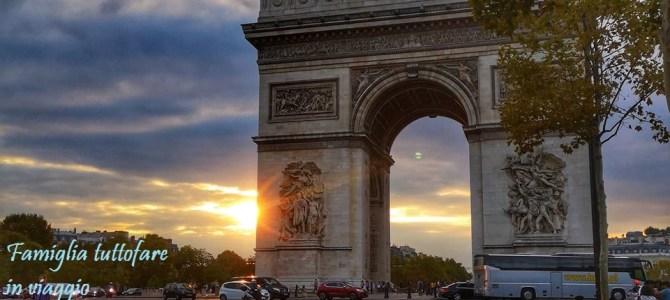 Parigi, itinerario di 4 giorni