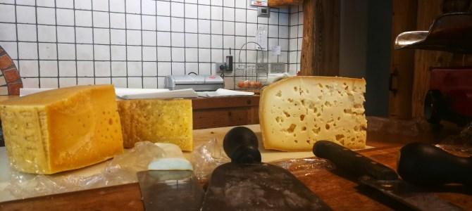 Visita all'azienda agricola Frigo Stoff a Canove (VI)