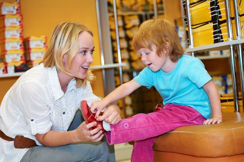 4d1d5307676ac Ako vyberať topánky pre deti | Familia.sk