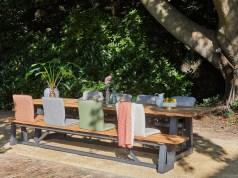 10 postrehov o záhradnom nábytku z teakového dreva.
