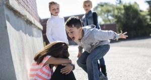 Trauma dieťaťa vškole- ŠIKANA