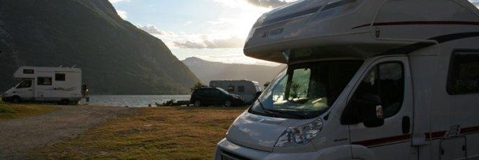 Camping könnte nicht schöner sein!