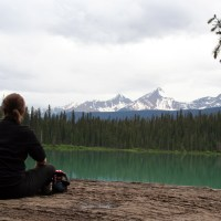Eine kurze Meditation am Emerald Lake