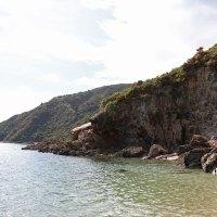 Der Wanderweg zum Taupo Point - Quer über die Felsen