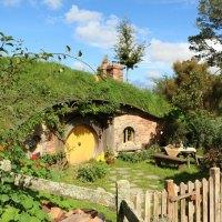 Zu Besuch bei den Hobbits - Jemand zu Hause?