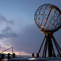Am Ende der Welt: das Nordkap