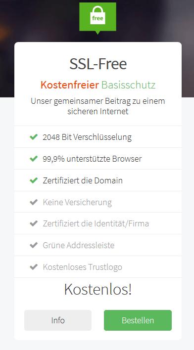 Host Europe, kostenloses SSL Zertifikat installieren. - Nur ein ...