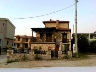 Ferienhaus - aus Stein