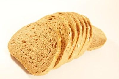 Versuchung in Brot.