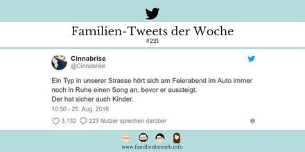 Familien-Tweets der Woche #221