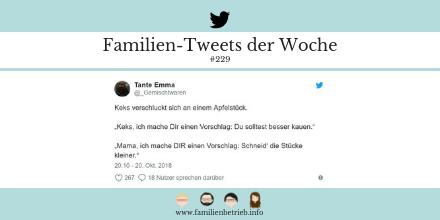 Familien-Tweets der Woche #229