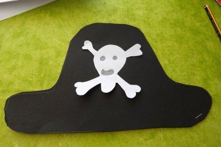 Best Home Design » piratenhut basteln vorlage